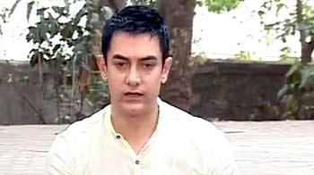 Videos : लोगों को जगाने के लिए आमिर की मुहिम