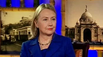 Video : Zawahiri is in Pakistan, I cleared 10 million bounty for Hafiz: Hillary to NDTV