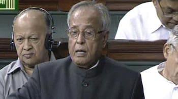 Video : Finance Bill: GAAR not deferred out of fear, says Pranab
