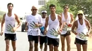 Video : Milind Soman spreads the green message