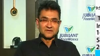 Video : 'Domino's' expected to register 18-20% same store sals: Jubilant Foodworks CEO