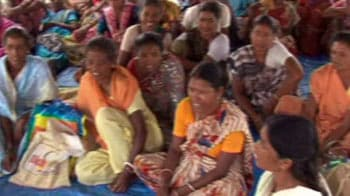 Video : Trouble for Jharkhand Government: Over 4000 villagers protest against IIM construction