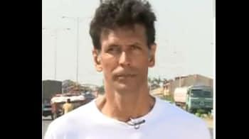 Video : Milind Soman talks about his Green Run