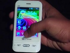 Micromax AISHA, the affordable voice recognition phone