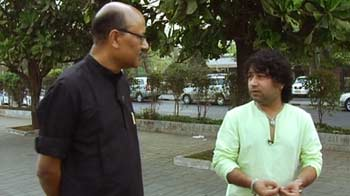 Video : Walk The Talk with Kailash Kher
