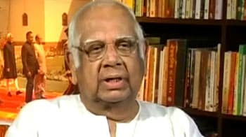 Video : Never imagined it, says Somnath Chatterjee after Mamata, Mulayam pick him for President