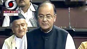 Videos : संसद पर देश की ज़िम्मेदारी है : जेटली