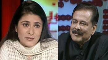 Video : Your Call with Subrata Roy Sahara