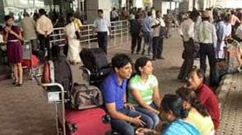 Video : Day 7 of Air India crisis: More flights cancelled; passengers block road