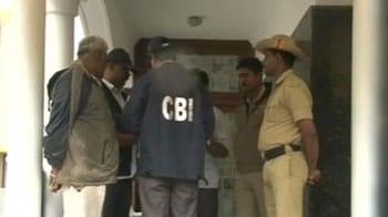 Video : Illegal mining case: CBI raids Yeddyurappa and sons in Bangalore