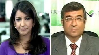 Video : SBI's low NPAs a surprise: Hemindra Hazari