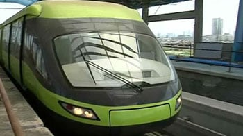 Video : Mumbai's Monorail: Answer to commuters' problems?