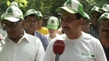 Video : Bangaloreans do their bit on India Recycle Day