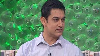 Video : Greenathon 4: Aamir adopts 5 villages