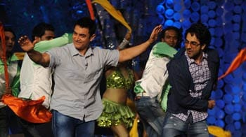 Video : Greenathon 4: Aamir does the bhangra with Ayushmann