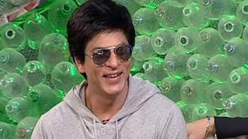 Video : Greenathon 4: Shah Rukh Khan's journey with Greenathon