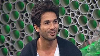 Video : Have reduced using plastic after joining Greenathon: Shahid