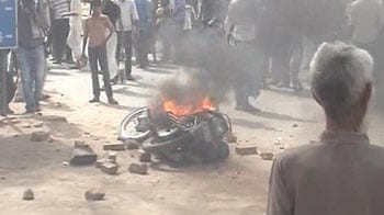 Video : Two children dead, many injured in Allahabad blast