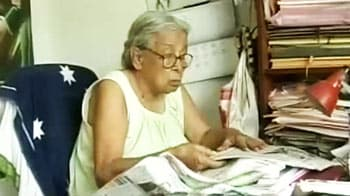 Video : Humiliated, Mahasweta Devi quits West Bengal's literary body