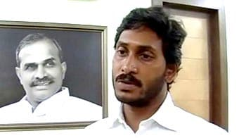 Video : Congress, TDP MLAs want to join me: Jagan to NDTV