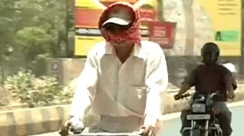Video : Heat wave across the country, mercury touches 47 degrees Celsius in Nagpur