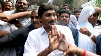 Video : Jagan being questioned again; arrest imminent, say sources