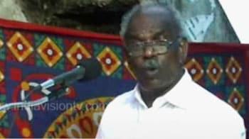 Video : Kerala leader's murder boasts rocks CPI(M)