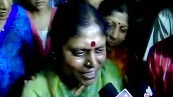 """Video : """"PM's office for Rahul Gandhi, jail for my son?"""""""
