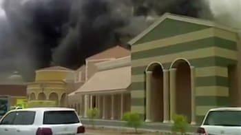 Video : Doha mall fire kills 19, including 13 children