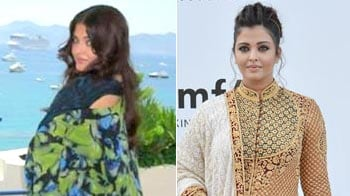 Video : Your favourite Ash look at Cannes this year was the sari