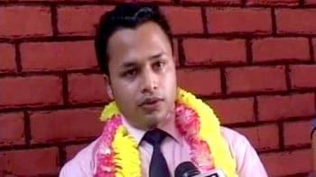 Video : CBSE results: Manipuri boy beats all odds, tops Class 12 exams