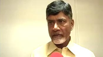 Video : Jagan will be punished by people in June polls: Chandrababu Naidu
