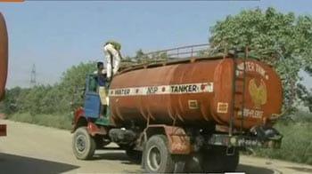 Video : दिल्ली में सक्रिय पानी माफिया
