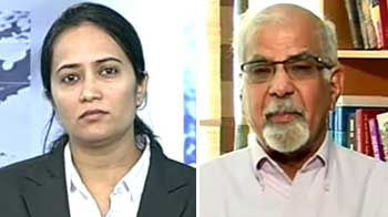 Video : GDP number compares with Lehman year: Surjit Bhalla