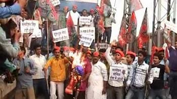 Video : Bharat bandh: Politics in the name of the common man?