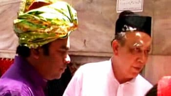 Video : AR Rahman at Ajmer dargah