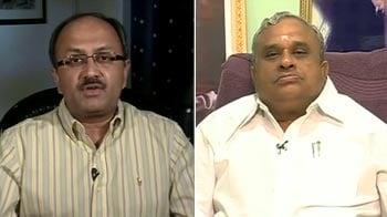 Video : Chidambaram: Opposition's No. 1 target?