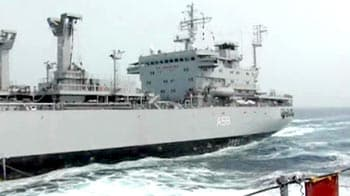 Video : India prepares to counter China's clout with INS Satpura