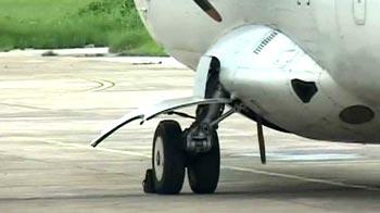 Video : Air India flight makes emergency landing in Guwahati