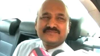 Video : BEML chief Natarajan suspended for trying to influence Tatra probe