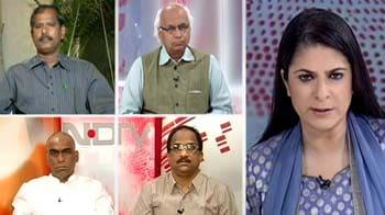 Video : Jagan in jail - Political vendetta?