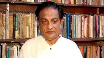 Video : Binayak Sen to get Gandhi Peace Prize