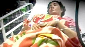 Videos : पैर कटा, फिर भी रेलवे की बेरुखी जारी?