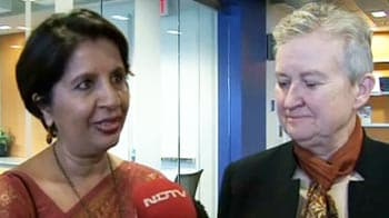 Video : Two women at the helm of Indo-US ties