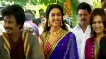 Video : Deepika out of Rajinikanth's <i>Rana</i>?