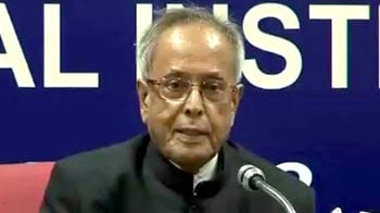 Video : Congress zeroes in on Pranab as presidential nominee: Sources
