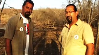 Video : Rocky, Mayur visit Ranthambore