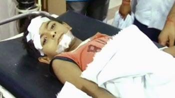 Videos : जश्न में चलाई गोली, घायल हुए कई मासूम