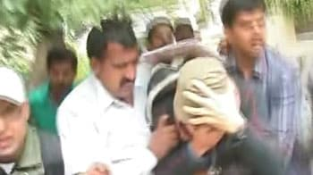 Video : French official, arrested for raping daughter, slapped in Bangalore