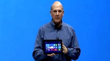 Video : Microsoft Surface debuts